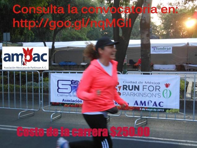 Run for Parkinson Ciudad de México